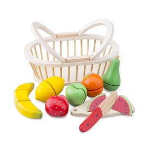 New Classic Toys - Panier de fruits