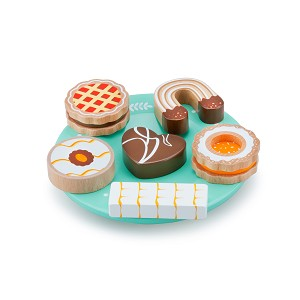 New Classic Toys - Plateau biscuits - ensemble de 7 pcs.