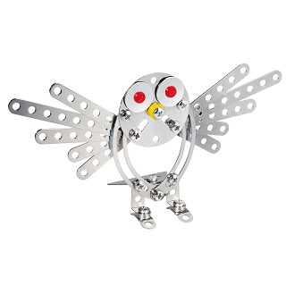 Eitech Construction - Wildlife - Hibou/Moustique