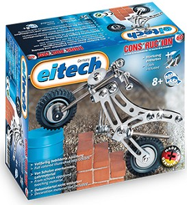 Eitech Construction - Moto de Cross