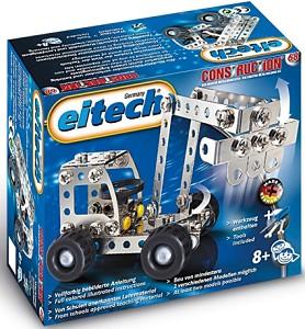 Eitech Construction - Pelleteuse/Camion