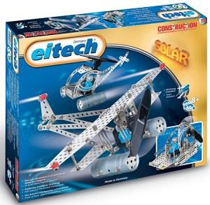 Eitech Construction - Avion/Hélicoptère Solaire