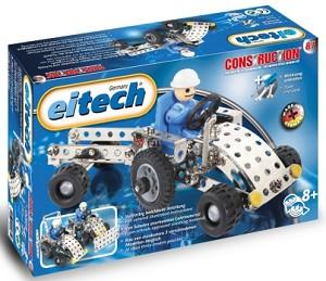 Eitech Construction - Tracteur avec remorque