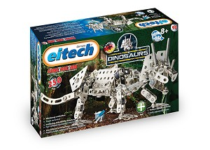 Eitech Construction - Dinosaure - Triceratops