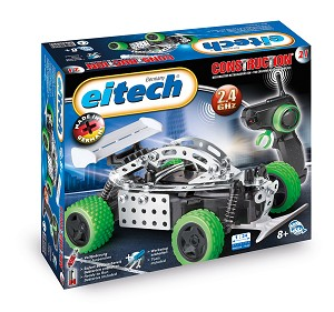 Eitech Construction - Voiture de rallye - télécommandée