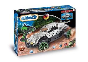 Eitech Construction - Jeep - Télécommandée