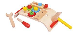 Lelin Toys - Ensemble d'outils