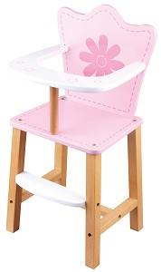 Lelin Toys - Chaise Haute pour poupée