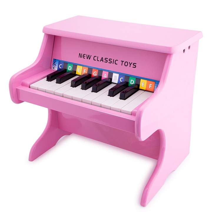New Classic Toys - Piano Rose - 18 touches