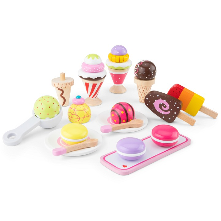 New Classic Toys - Ensemble de Glaces