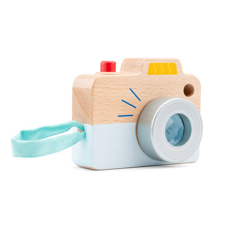 New Classic Toys - Houten Camera