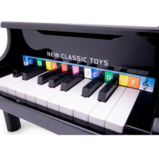 New Classic Toys - Piano à Queue Noir