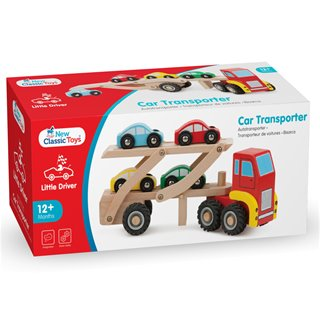 New Classic Toys - Camion de Transport d 'autos