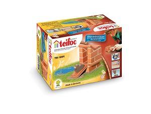 Teifoc Construction Briques - Poulailler