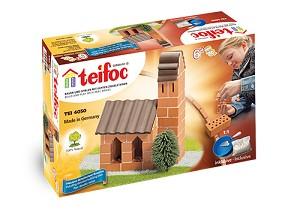 Teifoc Construction Briques - Eglise