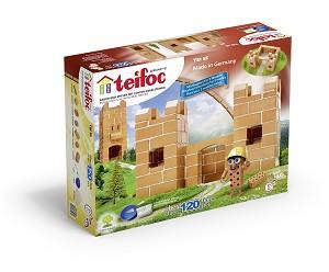 Teifoc Construction Briques - Château