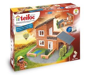 Teifoc Construction Briques - Villa avec garage