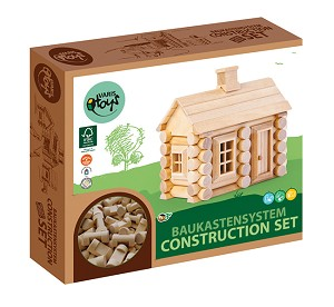Varis Toys - Ens Construction - 55 pcs