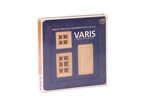 Varis Toys - Ens Construction fenêtres et portes III - 3 pcs