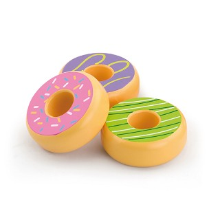 Viga Toys - Play Set - Donuts - 6 pieces