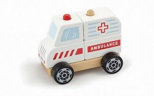 Viga Toys - Ambulance - Empilable