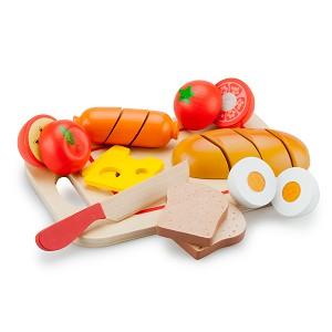 New Classic Toys - Petit Déjeuner à Découper