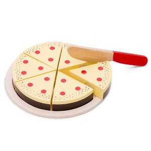 New Classic Toys - Gâteau à Découper - Crème